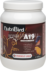 NutriBird A19 High Energy 800 г