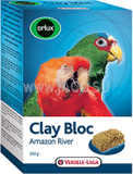 Orlux Clay Bloc Amazon River с глиной 550 г